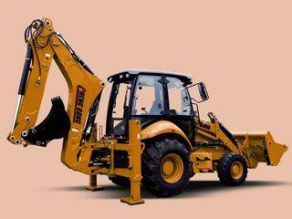 成工 862H 挖掘装载机