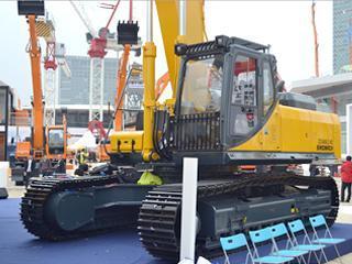 国机重工 ZG3210-9C 挖掘机