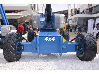 吉尼 S-125 高空作业机械