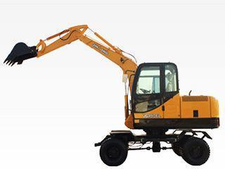 晋工JGM906L挖掘机