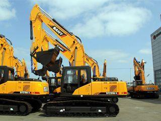 三一重工 SY235C-9 挖掘机