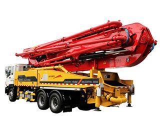 鸿得利 HDL5330THB(4653D) 泵车