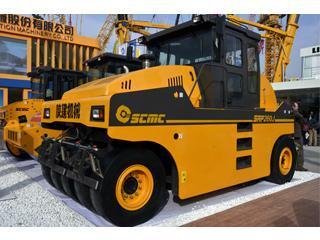 陕建机械 SRP260J 压路机