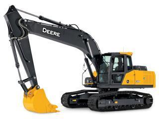 约翰迪尔 E210LC 挖掘机