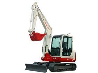 竹内 TB160C 挖掘机