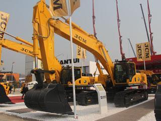 山重建机MC456LC-8挖掘机