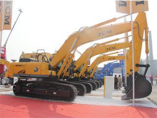 山重建机 MC500LC-8 挖掘机图片