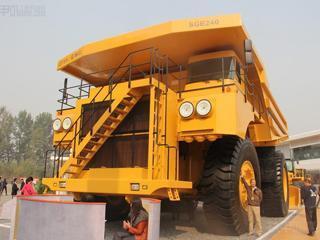 柳工 SGE240 非公路自卸车