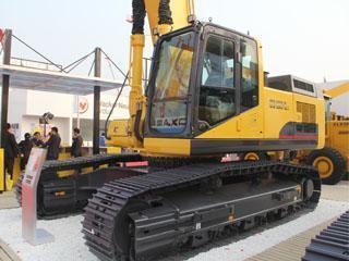 力士德SC400.8LC挖掘机