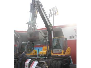 重庆勤牛 QNL150B 挖掘机