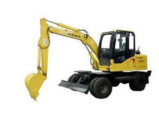 沃尔华DLS865-9A挖掘机