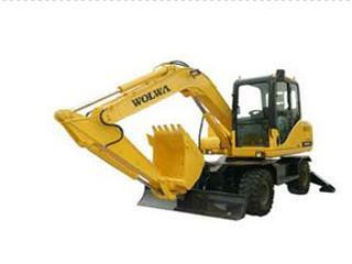 沃尔华DLS100-9A挖掘机