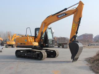 三一重工SY155C-9挖掘机