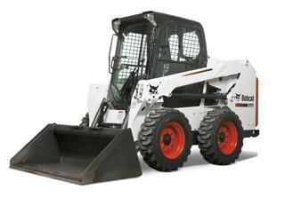 山猫 BobcatS510 滑移装载机