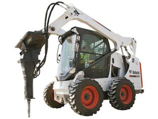 山猫 BobcatS570 滑移装载机