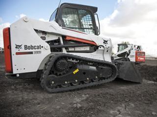 山猫 BobcatT550 滑移装载机