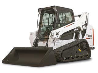 山猫 T590 滑移装载机