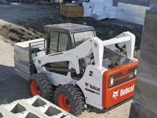 山猫 S750 滑移装载机