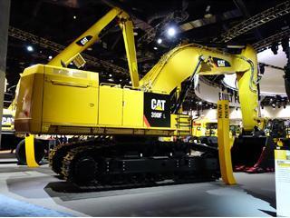 卡特彼勒 390FLME 挖掘机