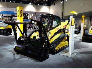 卡特彼勒 299D-XHP 滑移装载机