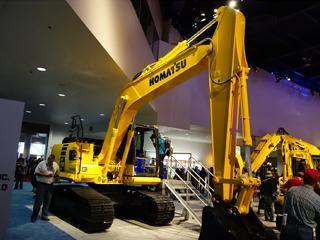 小松PC170LC-10挖掘机