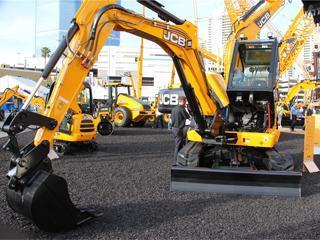 杰西博85Z-1挖掘机