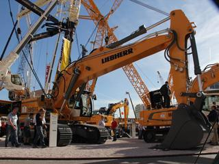 利勃海尔 R956HD 挖掘机