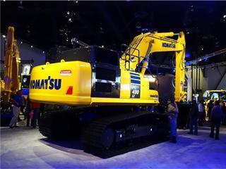 小松PC490LC-11挖掘机