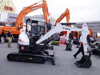 山猫 E35i 挖掘机