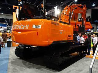 日立 ZX210LC-5 挖掘机