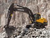 沃尔沃 EC350D 挖掘机