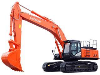 日立ZX470LCH-5G挖掘机