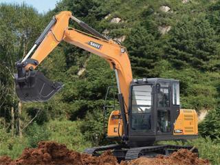 三一重工SY85C-9挖掘机