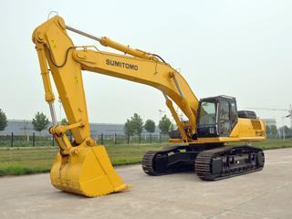 住友SH480-5挖掘机
