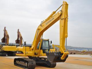 中联重科 ZE220ELC 挖掘机