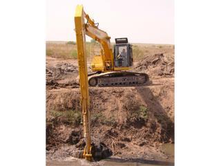 中聯重科 ZE230ELR15m超長臂 挖掘機圖片
