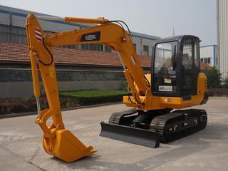 雷沃重工 FR60 挖掘机