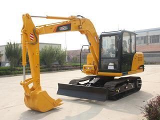 雷沃重工FR75挖掘机