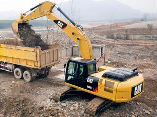 卡特彼勒 326D2 挖掘机