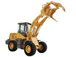 一能重工YN926抓木机抓木器