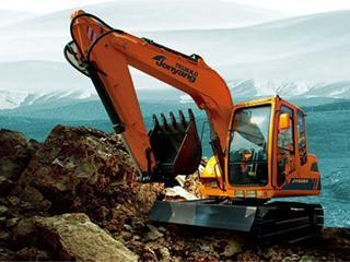 詹阳重工 JY6085 挖掘机