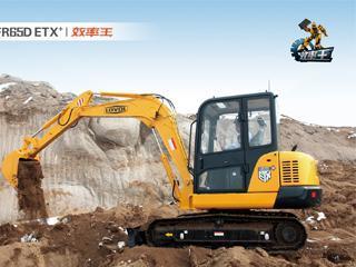 雷沃重工FR65D ETX+挖掘机
