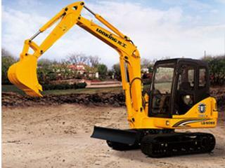 龍工 CDM6065 挖掘機圖片
