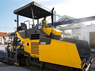 沃尔沃 ABG P6820C 沥青摊铺机