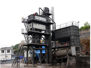 铁拓机械 LB-800 沥青搅拌站