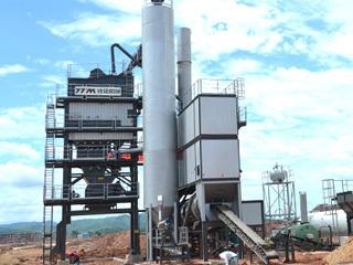 铁拓机械 LB-2000 沥青搅拌站