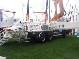 中联重科 ZLJ5331THBB混凝土泵车 泵车图片