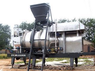 铁拓机械 RQB-45 沥青搅拌站