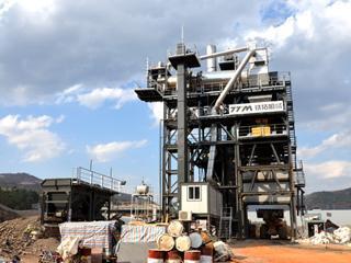 铁拓机械 TS2010 沥青搅拌站