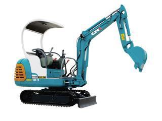 中国北车 BC8018 挖掘机
